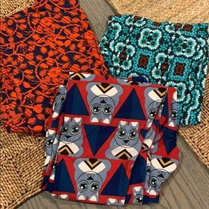 Bundle of LuLaRoe leggings